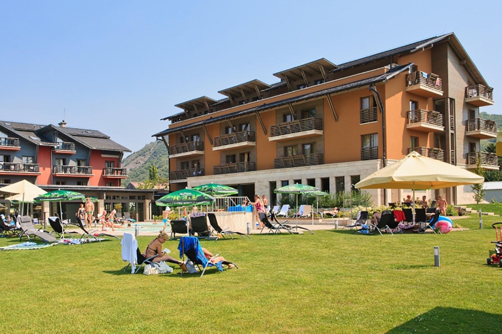 Légy Te is a Hotel Visegrád törzsvendége!