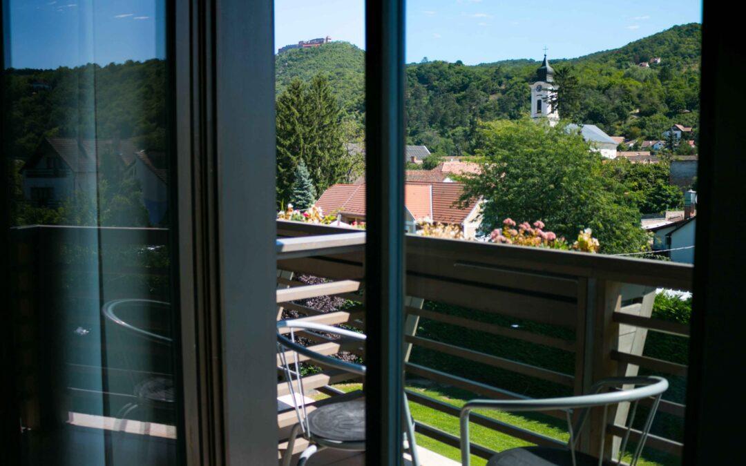 Pihentető hétvégék Visegrádon