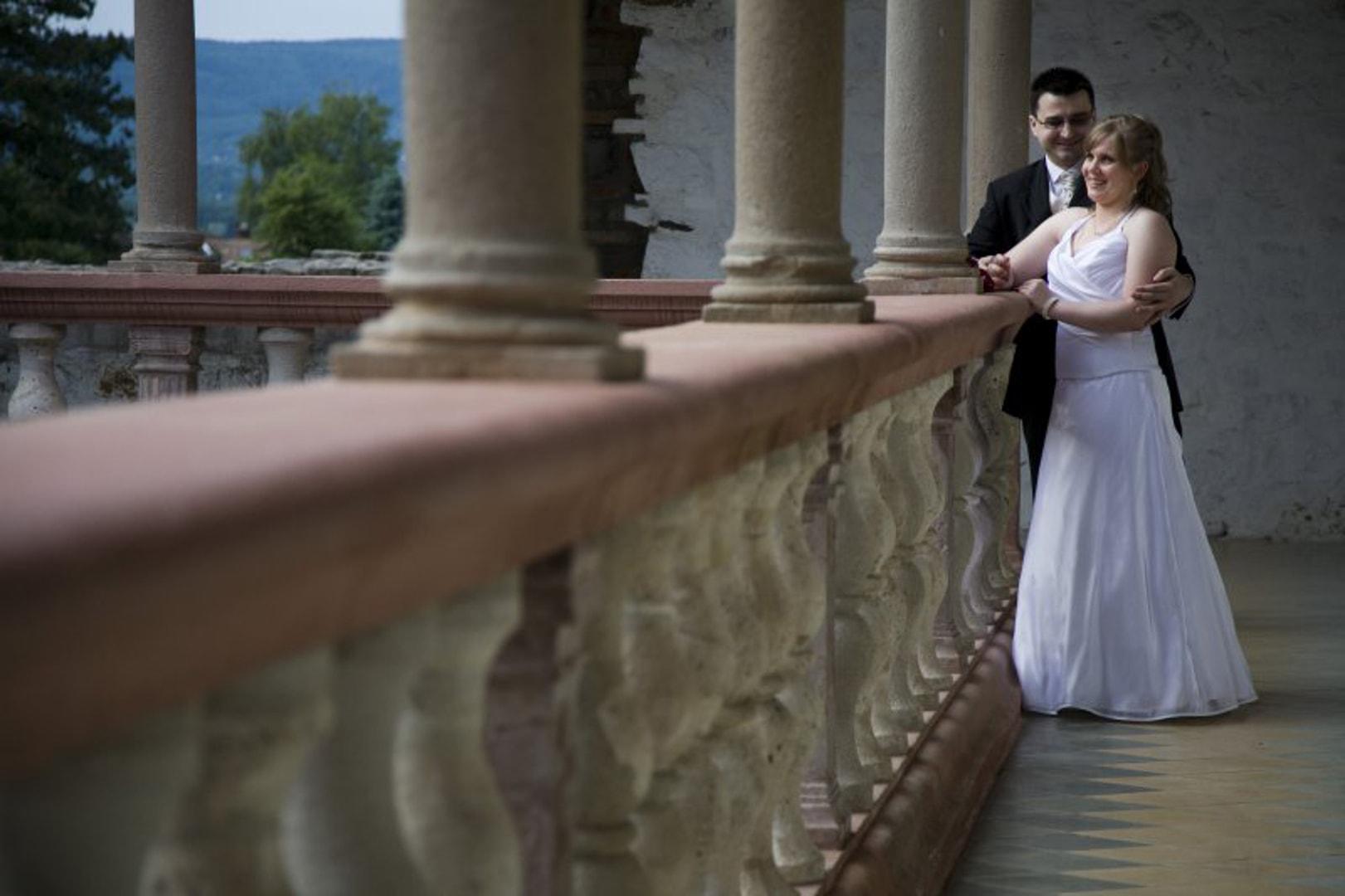 Esküvő a legendás Visegrádon