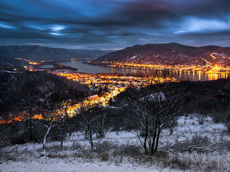 …és meg is találtad a téli wellness tökéletes helyszínét